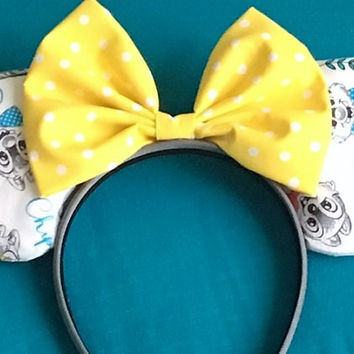 Chip & Dale Minnie Mouse Ears