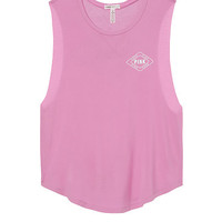 Super Soft Cropped Tank - PINK - Victoria's Secret
