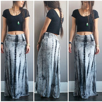 A Clouded Sky Maxi Skirt