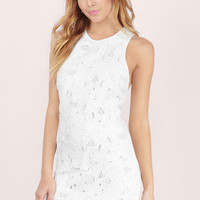 Love And Lace Shift Dress