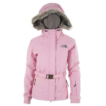 NORTH FACE W GREENLAND JACKET WOMENS STYLE # AMA163T-M