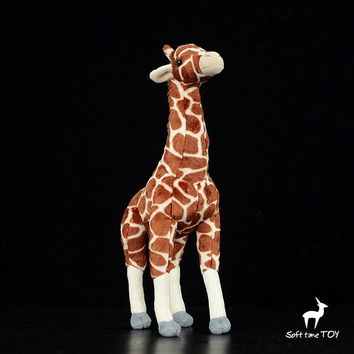 Giraffe Stuffed Animal Plush Toy 13""