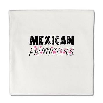 "Mexican Princess - Cinco de Mayo Micro Fleece 14""x14"" Pillow Sham by TooLoud"