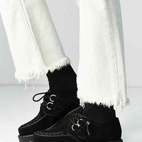 T.U.K. Suede Low Viva Creeper Shoe - Urban Outfitters