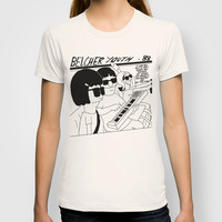 Bob's Burgers x Sonic Youth T-shirt by Hitsville
