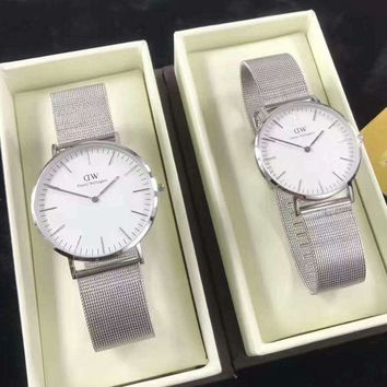 DW Daniel Wellington Quartz Movement Watch Wristwatch