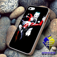 The joker and Harley Quinn Design For iPhone Case Samsung Galaxy Case Ipad Case Ipod Case