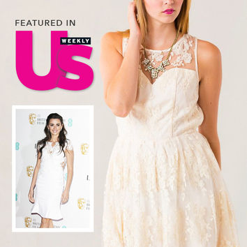 AS SEEN IN US WEEKLY: Reason to Celebrate Dress