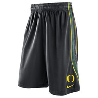 Men's Nike Oregon Ducks College Pre-Game Basketball Shorts