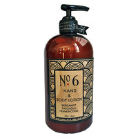 No.6 Hand and Body Lotion