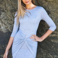 Northern Lights Dress Grey - Dresses - Clothing