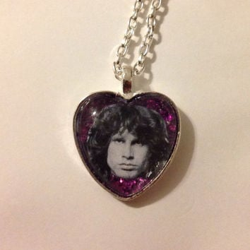 jim morrison necklace