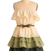 Frilly Lily Dress