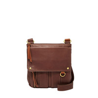 Morgan Crossbody Traveler, Brown