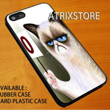 funny crumpy cat zero,Accessories,Case,Cell Phone,iPhone 5/5S/5C,iPhone 4/4S,Samsung Galaxy S3,Samsung Galaxy S4,Rubber,24-06-2-Xm