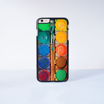 """oil Painting Box  Plastic Phone Case For iPhone iPhone 6 Plus (5.5"""") More Case Style Can Be Selected"""
