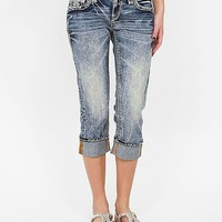Rock Revival Jillian Cropped Stretch Jean