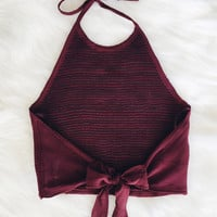 Haley Bow Halter