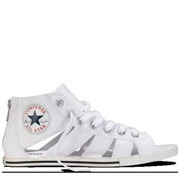 White Chuck Taylor Gladiator Sandals : Converse Sandals | Converse.com