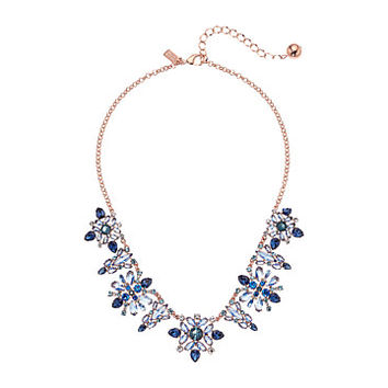 Kate Spade New York Snowy Nights Statement Necklace