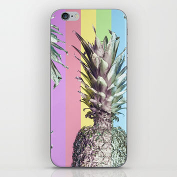 Pineapple Top iPhone & iPod Skin by cadinera