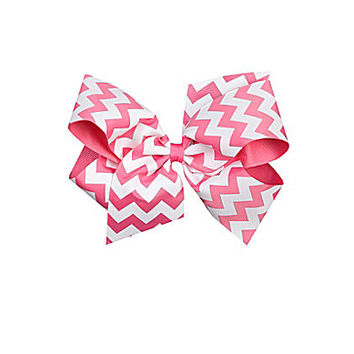 Copper Key Chevron King Bow | Dillards.com