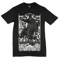Death T-shirt (BW/B)