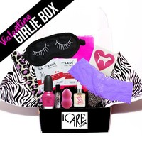 The Girlie Box, The Perfect Gift for Every Girl