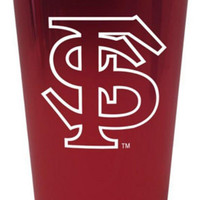Florida State Seminoles Lusterware Pint Glass