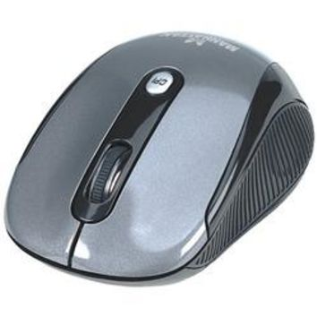 Manhattan Performance Wireless Optical Mouse (pack of 1 Ea)