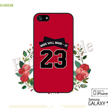 Phone Cases, iPhone 5/5S Case, iPhone 5C Case, iPhone 4/4S Case,   Miley Cyrus Jordan Galaxy S3 S4 S5 Note 2 Note 3 Case for iPhone-B0238