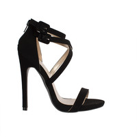 Candice Strappy Heels-FINAL SALE