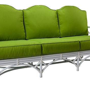 "Chippendale Outdoor 78"" Sofa 