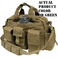 Tactical Response Bag Color: OD Green