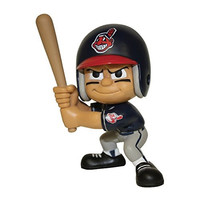 Cleveland Indians Kid's Action Figure Collectible Toy