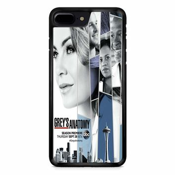 Grey S Anatomy Returns iPhone 8 Plus Case
