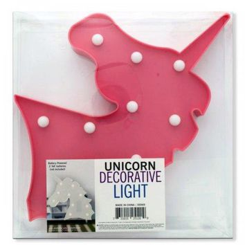 Unicorn Decorative Light (pack of 4)
