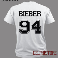 bieber shirt justin bieber shirt t shirt tshirt tee shirt black and white unisex t shirt (DL-15)