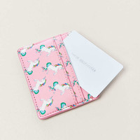 In The Clouds Cardholder - Urban Outfitters