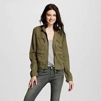 Women's Utility Jacket - Mossimo Supply Co.™ (Juniors')