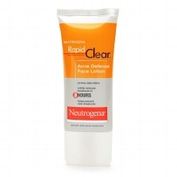 Neutrogena Rapid Clear Acne Defense Face Lotion | Walgreens
