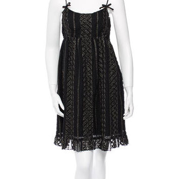 Anna Sui Lace Dress w/ Tags