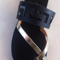leather sandals,meander sandals,womens shoes,greek sandals,handmade sandals,ancient greek sandals,shoes,gifts