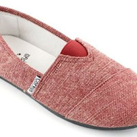 Corkys Sues Rouge Slip-On Shoes