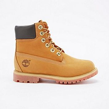 """Timberland Premium 6"""" Boots in Wheat - Urban Outfitters"""