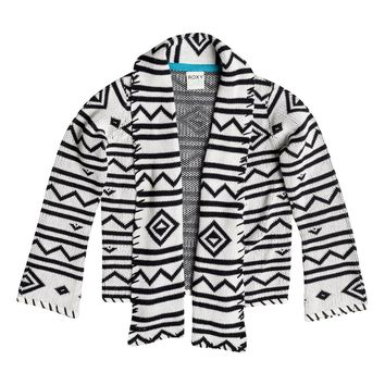 Girl's 2-6 At Dawn Cozy Sweater RRF56066   Roxy