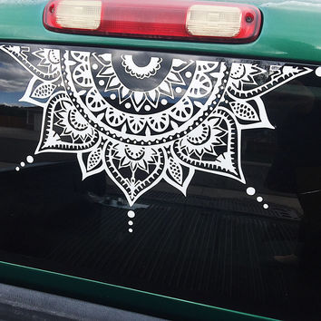 Best Boho Car Decals Products On Wanelo