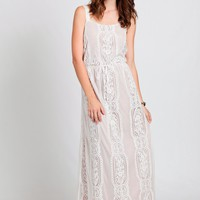 Close Embrace Maxi Dress By Adelyn Rae