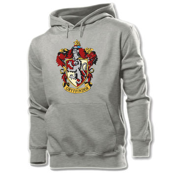 High Personality Harry Potter Hogwarts Gryffindor Hoodie For unisex,
