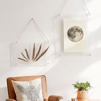 Acrylic Hanging Display Frame | Urban Outfitters